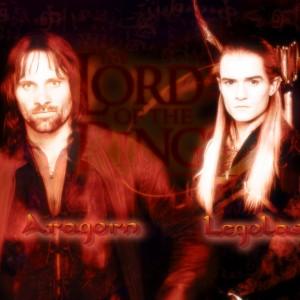 Aragorn & Legolas