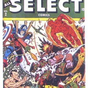 Select Comics