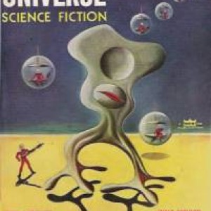 Old Scifi Covers