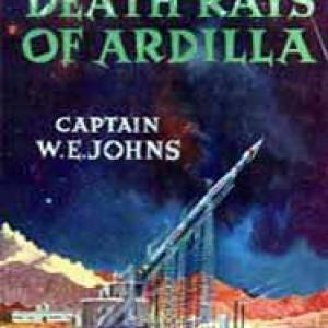 Captain W.E. Johns SciFi Books