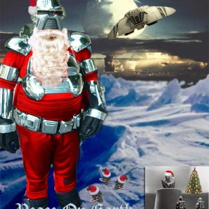Cylon Christmas