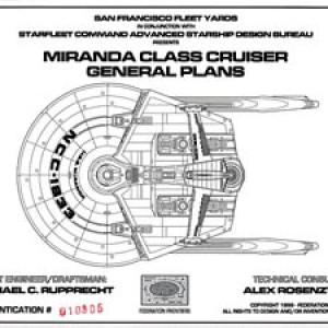 StarTrek Ship Schematics & Blueprints