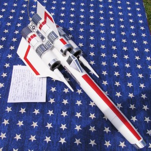 Sue DeBerg's upscale Hyper Viper built entirely from scratch. Sue is the all time best flying Viper builder!