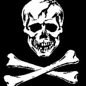 Spaceman Spiff's logo