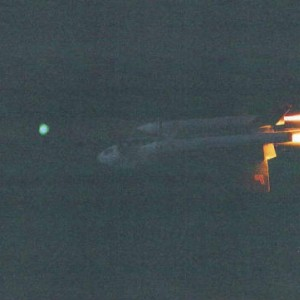 """X-71 in hot pursuit of an """"orb"""""""