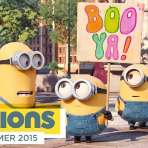 Minions Movie Trailer #1