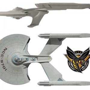 U.S.S. Wasp NCC-9701 Fighter-Carrier
