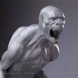 Dinoman
