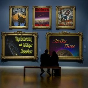 Art gallery of book covers