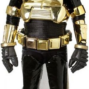 Gold cylon